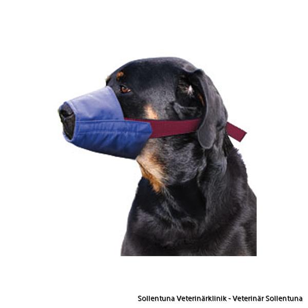 Sollentuna Veterinärklinik - munkorgar XXL