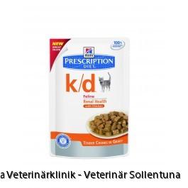 Sollentuna Veterinärklinik - Hills Vet Feline k/d