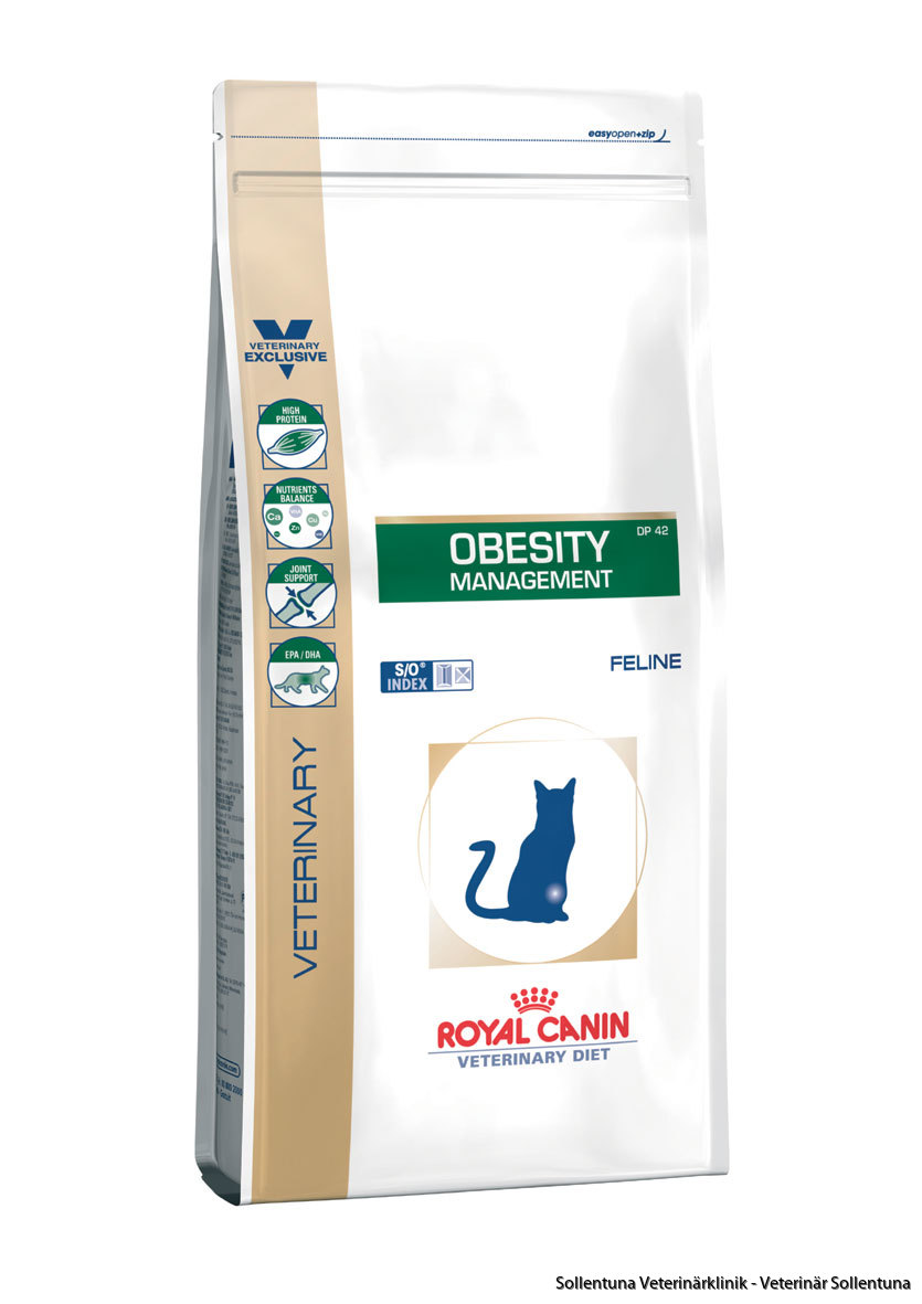 Sollentuna veterinärklinik - Royal Canin Veterinary Diets Obesity
