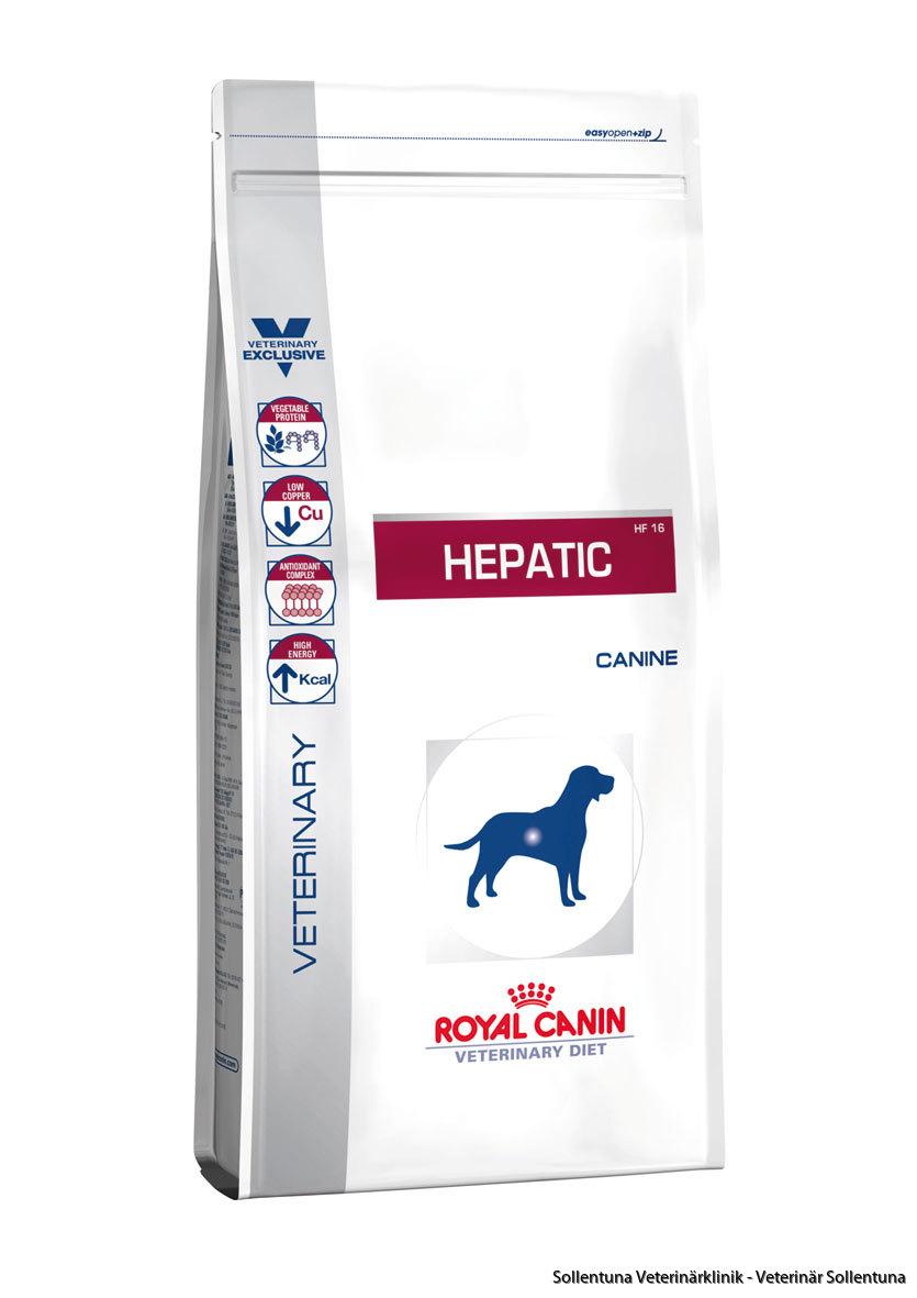 Sollentuna veterinärklinik - Royal Canin Veterinary Diets Hepatic