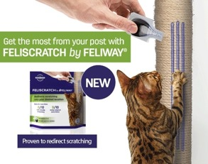 FELISCRATCH by FELIWAY - Feliscratch 9 x 5 ml