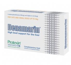 Protexin Denamarin - Denamarin Cat, Small dog >5 kg - 30 tbl