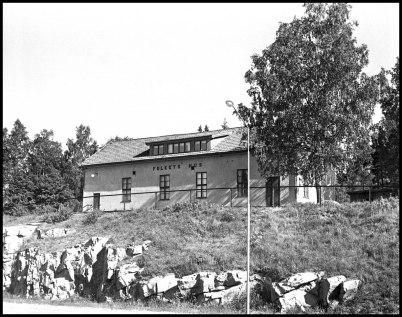 Töcksfors Folkets Hus