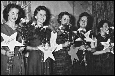Luciakröning 1956