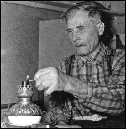 Per Helmer Tägtström, Dalen Töcksfors - 1956.