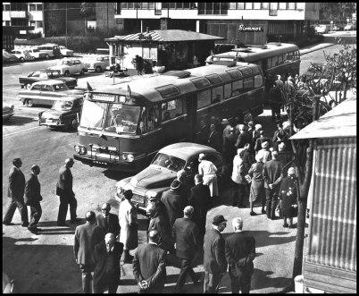150 pensionärer besöker Årjäng.