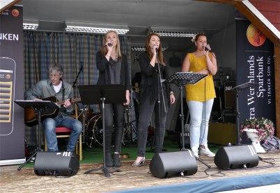 6 juli 2012 - Hellebeck, country från Örje