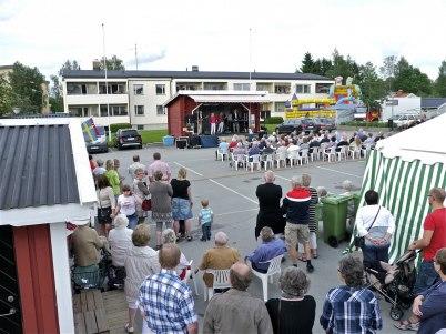 8 juli 2012 - Avslutningskonsert med Pastellerna