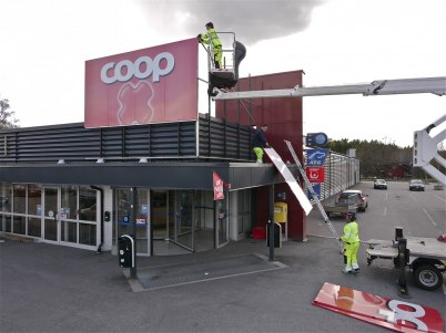 coop EXTRA - sista dagen, 7 maj 2012