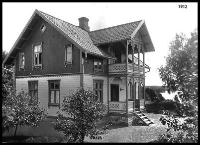 Björkliden - Båtklubben Rävarnas klubbstuga.