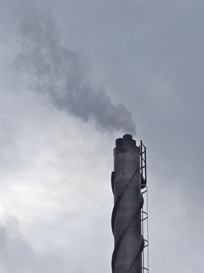 5 december 2013 - nya fjärrvärmecentralen är i drift.