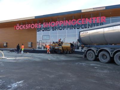 21 februari 2013 - Burger King´s Drive in kan snart öppna..