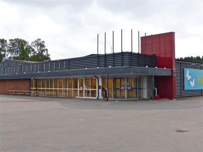 5 juli 2013 - den tomma butikslokalen vid Älverud väcks återigen till liv.