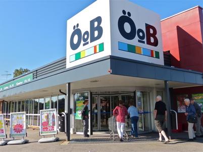 15 augusti 2013 - ÖoB i Töcksfors öppnar.