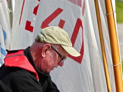 Göran - en av flera värdefulla ledare i Töcksfors.