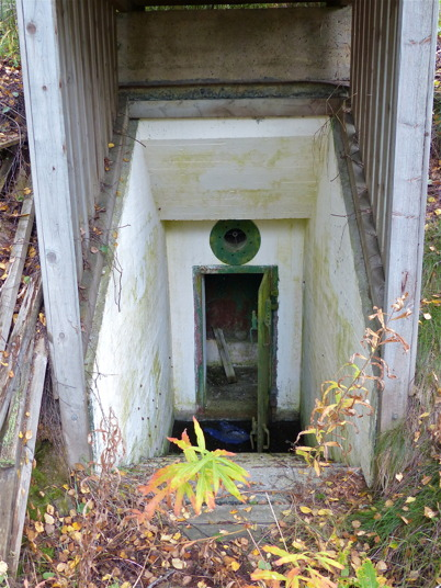 Bunker vid Hotellet