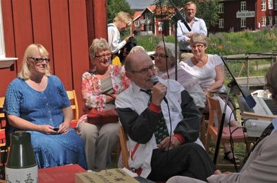 """Sigurd """" i Skrädene """" Nilsson berättar om Karl A. Östlind, som var Sigurds lärare hösten 1940."""