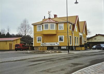 92. Centrumhuset efter renoveringen på 1980-talet. Foto : Walter Christofferson