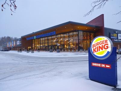 125. Olav Thongruppen - Töcksfors Shoppingcenter 2010. Foto : Lars Brander