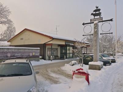 127. Westra Wermlands Sparbank, bygdens bank. Bild från 2010. Foto : Lars Brander