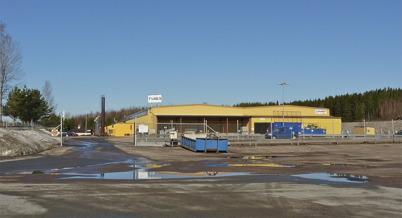 136. Töcksfors Verkstads AB ( TVAB ) har flyttat sin produktion utomlands - 2010. Foto : Lars Brander