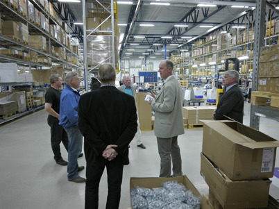 154. Företaget Flexit - ett av många exempel på framgångsrik industrietablering i Töcksfors 2012. Foto : Lars Brander
