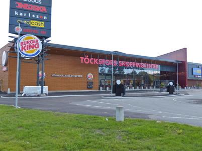 163. Olav Thongruppen - Töcksfors Shoppingcenter 2013. Foto : Lars Brander