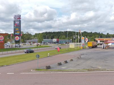 169. Älveruds handelsområde 2013. Foto : Lars Brander