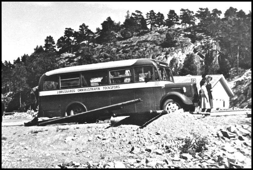 1945-års Volvo för 25 passagerare