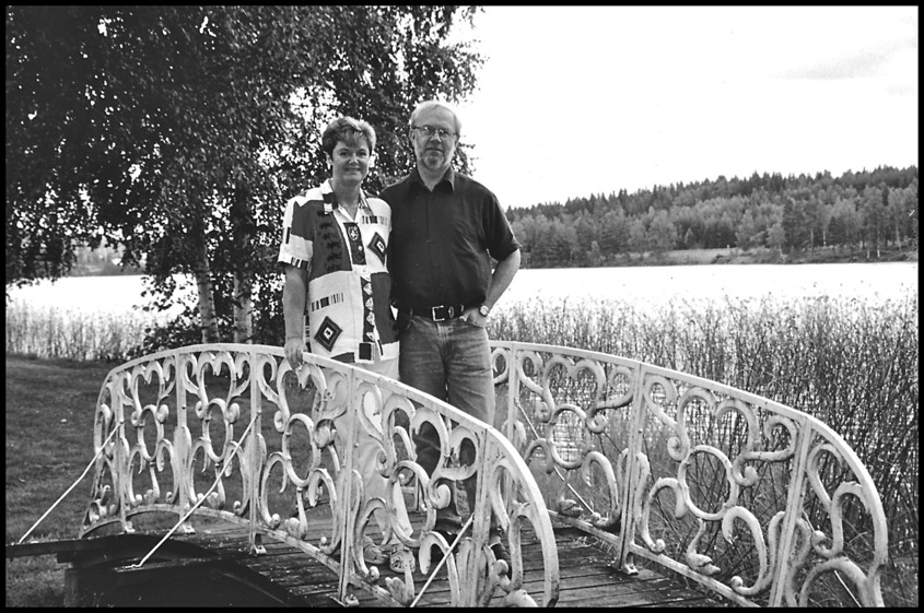 Elsy och Lennart Brusgård