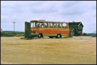 Mercedes LPO 308 årsmodell 1969 - 24 passagerare - köpt ny 1970 för 111.766:-