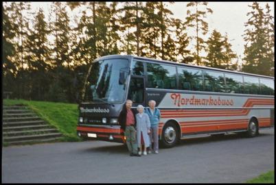 Setra S 215 HDI årsmodell 1986 - 50 passagerare - köpt ny 1985 för 1.452.387:-