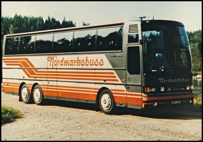 Setra HDH årsmodell 1991 - 52 passagerare - köpt ny 1991 för 2 715.884:-
