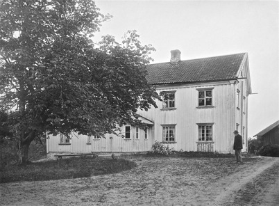 Rönningen Töcksmark - 1923.