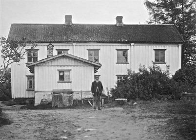Rönningen Töcksmark 1923.