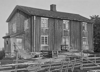 Rösa, övre Hån i Töcksmark - 1923.