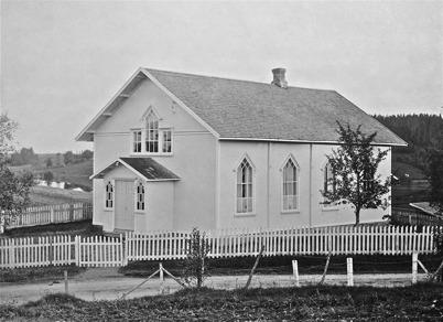 Håns missionshus, Töcksmark - 1923.
