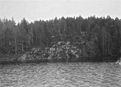 Batteriet i Töcksmark - 1923.