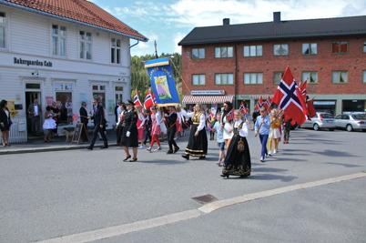 17 maj 2014 - I Örje firades Norges Nationaldag.