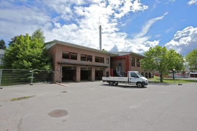 19 juni 2014 - Arbetet med ombyggnaden av Töcksfors brandstation startade.