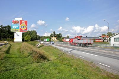 7 augusti 2014 - I Töcksfors fanns det oklarheter hur den nya väganslutningen till E18 skall utformas.