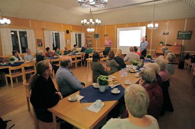 21 oktober 2014 - Årjängs Bostads AB höll ett första informationsmöte för de hyresgäster som berörs av kommande ROT-renoveringar.