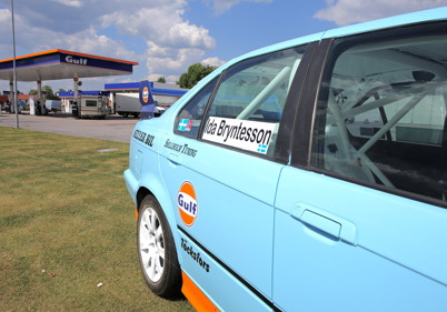 10 juli 2014 - Gulf Racing Töcksfors