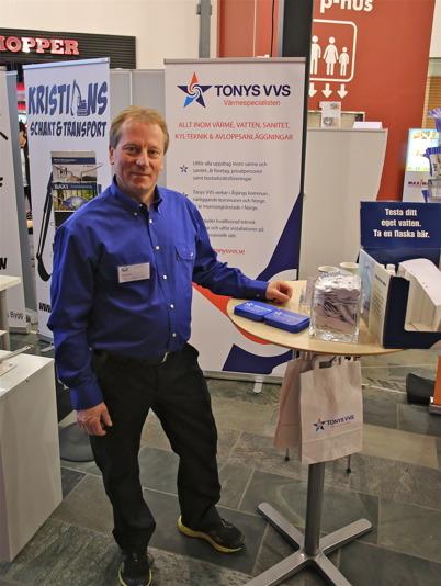 Tonys VVS i Töcksfors.