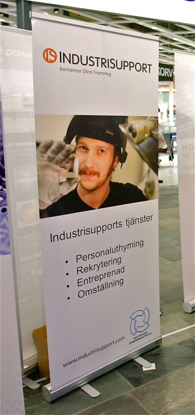 Industrisupport - bemanningsföretag i Värmland.