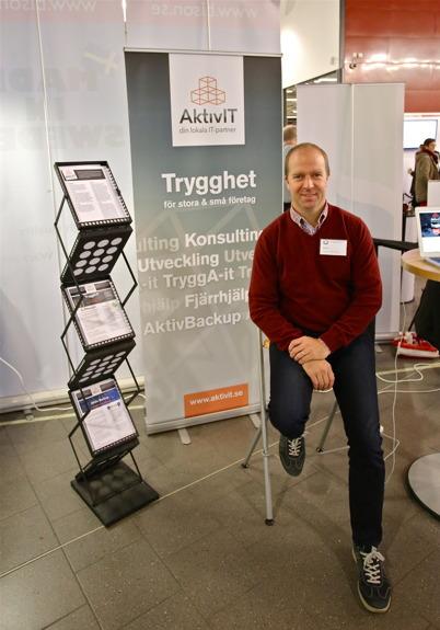 IT-företaget AktivIT i Årjäng.