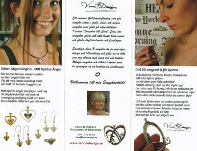 Lena B Design i Årjäng.