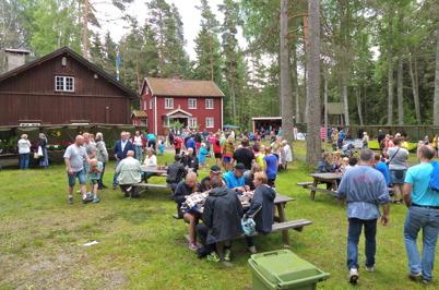 30 juni 2013 - i Holmedal arrangerades Holmedagarna traditionsenligt.