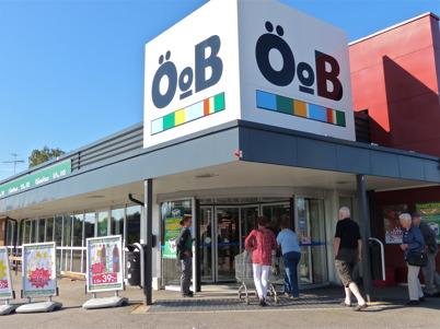 15 augusti 2013 - ÖoB öppnade ny stormarknad i gamla coop byggnaden vid Älverud.