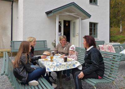 29 september 2013 - i Ivarsbyn hade Bagarstugan öppet hus.